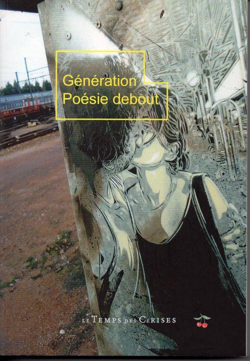 Génération Poésie debout (anthologie)