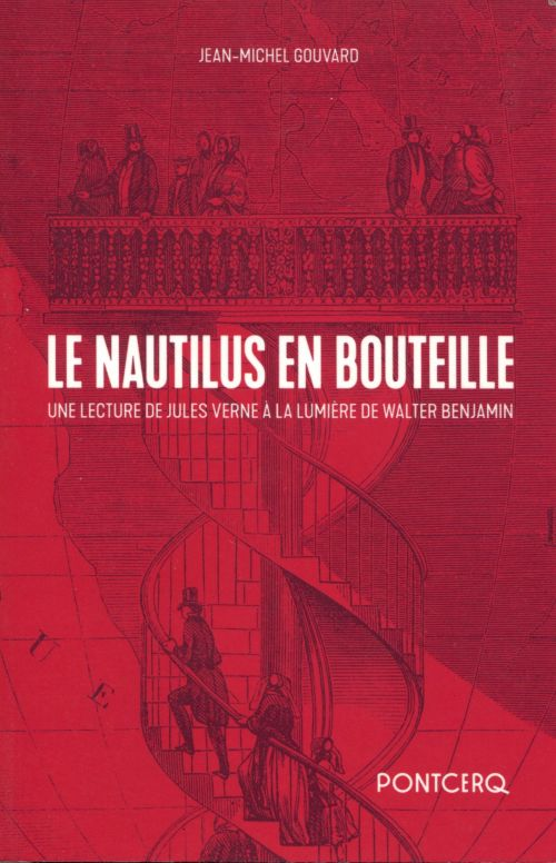 Le Nautilus en bouteille de Jean-Michel Gouvard