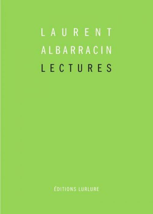 LECTURES de Laurent Albarracin